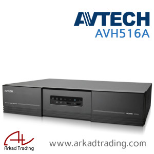 AVH516A – AVTech Network Video Recorder (NVR)