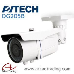AVTECH DG205B - Vari-focal Out Door HD TVI IR Camera