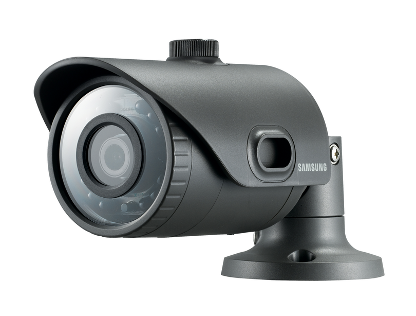 Samsung SNO-L6013R: 2MP IR Outdoor Camera