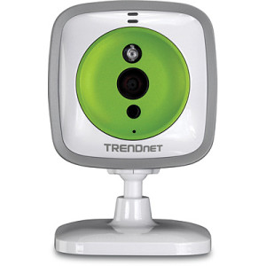 TRENDnet TV-IP743SIC Wireless Baby Camera