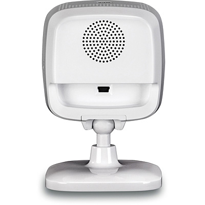 TRENDnet TV-IP743SIC Wireless Baby Camera - Rear