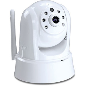 TRENDnet HD Wifi IR Day/Night PTZ Cloud Cam TV-IP862IC