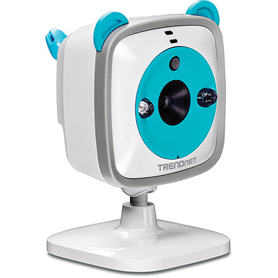 Trendnet Tv Ip745sic Wifi Hd Baby Cam Arkad Trading