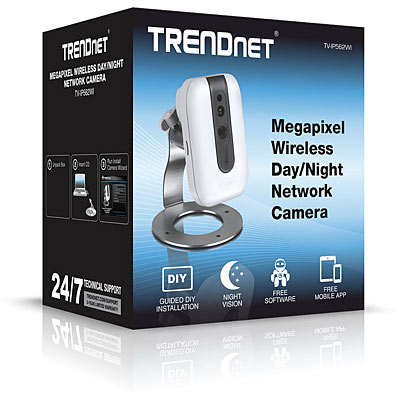 TRENDnet TV-IP562WI - Box