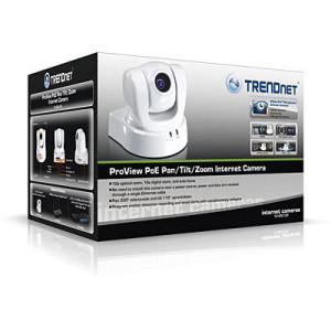 TRENDnet TV-IP612P – Box