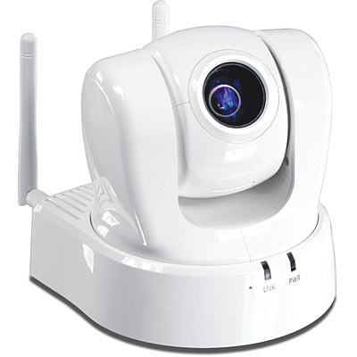 TRENDnet TV-IP612WN PTZ IP Cam – Main