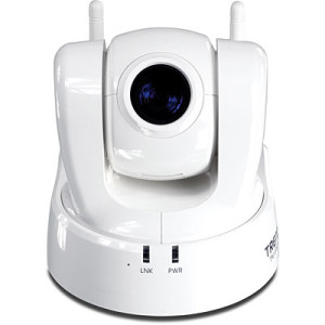 TRENDnet TV-IP612WN PTZ IP Cam - Front