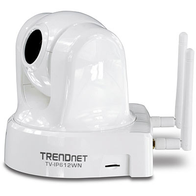 TRENDnet TV-IP612WN PTZ IP Cam – 02