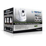 TRENDnet TV-IP612WN PTZ IP Cam – Package