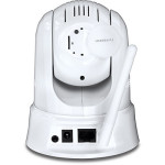 TRENDnet TV-IP662WI Wifi Megapixel Cam – Rear