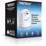 TRENDnet TV-IP662WI Wifi Megapixel Cam – Package