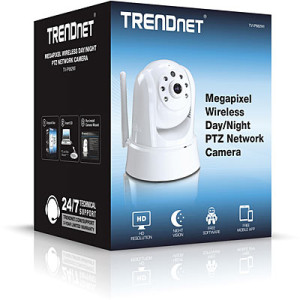TRENDnet TV-IP662WI Wifi Megapixel Cam - Package
