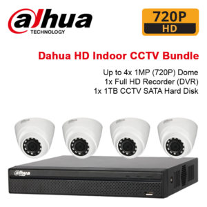 4 720P CVI Cam Bundle